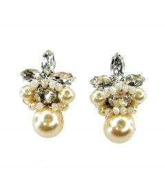 Pearled Occasion Earrings